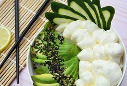 Chirashi Salad Pepino y Palta