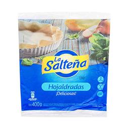 Tapas Para Pascualina La Salteña  Hojaldradas 400g