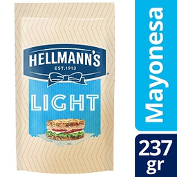 Mayonesa Hellmann's Light 237g