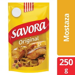 Savora Mostaza Original