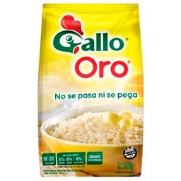 Arroz Gallo Oro 500g