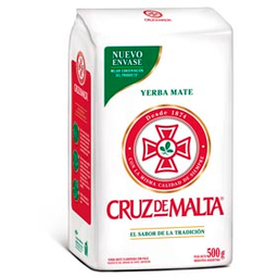 Yerba Mate Cruz De Malta  500g
