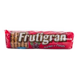 Galletitas Frutigran Avena Y Pasas Granix 250g