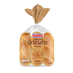 Pan Para Panchos Artesano 240g