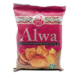 Chips De Batatas Alwa 90g