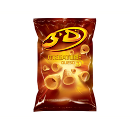 Snacks 3D Queso 165g