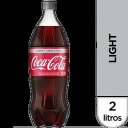 Bebida Gaseosa Coca Cola Light 2 L