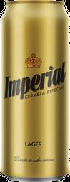 Cerveza Imperial Lata 473 Ml