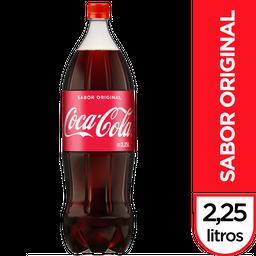 Bebida Gaseosa Coca-Cola Sabor Original 2.25 L