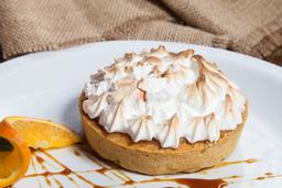 Torta de Lemon Pie