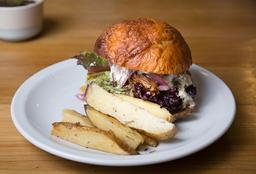Sándwich de Ternera