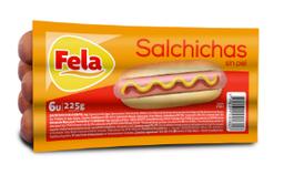 Salchicha Viena Fela Vaciox6