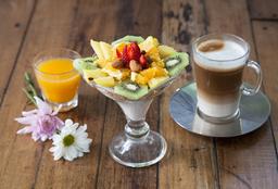 Trifle de Yogurt Natural