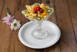 Trifle de Yogurt Natural Vegano