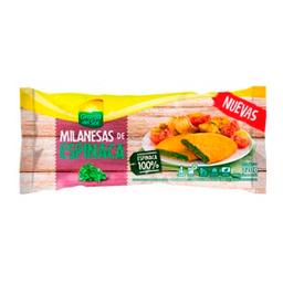 Milanesa De Espinaca Granja Del Sol x4 320g