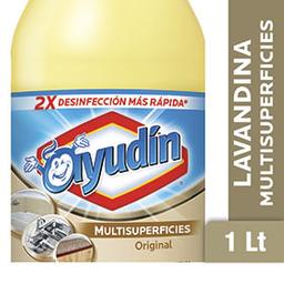 Lavandina Ayudin Original Triple Accion 1L.