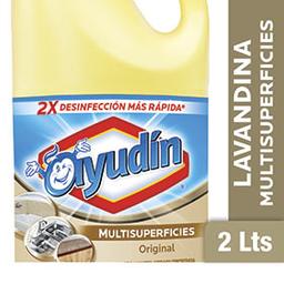 Lavandina Ayudin Original Triple Accion 2L.