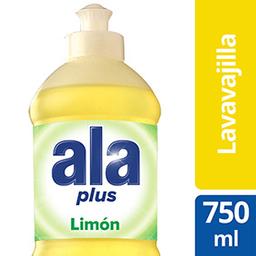 Detergente Ala Plus Limon 750ml