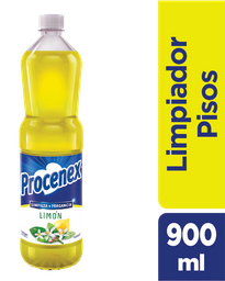 Limpiador Liquido Procenex Limon 900ml