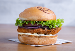 Hamburguesa  Breaded Chicken