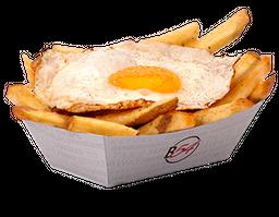 Fries & Egg