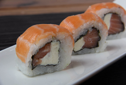 Full Salmón Roll X 5