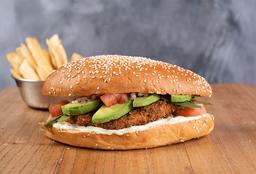 🍔Mccallister Burger.