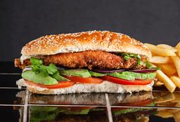 Mccallister Burger