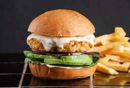 Burger Vegetariana