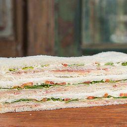 Sándwich de Crudo & Queso x 3