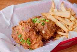 Fried Chicken -  Pechuga 2 Piezas