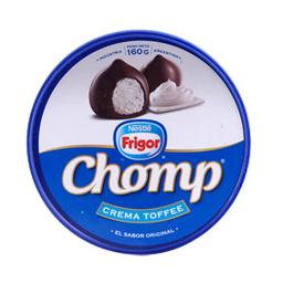 Helado Frigor Crema Toffee 160 g
