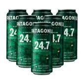 Patagonia Session IPA 24,7 473 ml X 6 Unidades