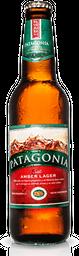 Cerveza Patagonia Amber