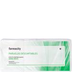 Pañuelos Farmacity Mentolado Mini 8 U