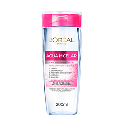 Agua Micelar L´Oréal Paris Hidra Total 5 X 200Ml