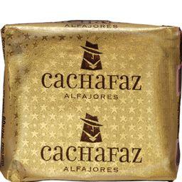 Alfajores Cachafaz Chocolate 60 g