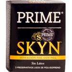 Preservativo Prime Skin 3 U