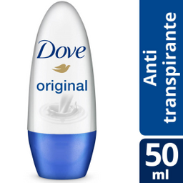 Desodorante Dove Original Roll On Femenino 50 mL