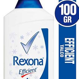 Desodorante Pédico Talco Rexona Efficient 100G