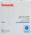 Gasa Farmacity N1 15 X 15