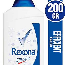 Talco Desodorante Rexona Efficient 200 g