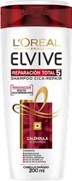 Shampoo Reparación Total 5 Elvive L´Oréal Paris X 200 Ml