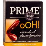 Preservativos Prime X 3 Ooh
