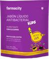 2x1 Jabonon Liquido Fty Kids Antibacterial Dp X 250Ml Uva