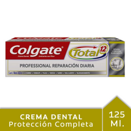 Crema Dental Colgate Total 12 125 mL