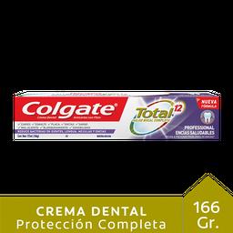 2x1 Pasta Dental Colgate Total 12 Encías Saludables 125 mL
