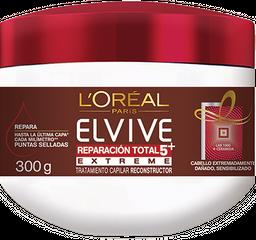 Crema Reparación Total 5 Extreme Elvive L´Oréal Paris x 300 ml