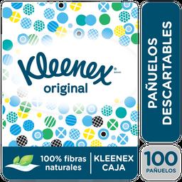 PAÑUELO DESCARTABLE KLEENEX CAJA x100