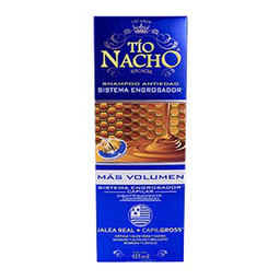 Shampoo Tio Nacho Engrosador 41 mL